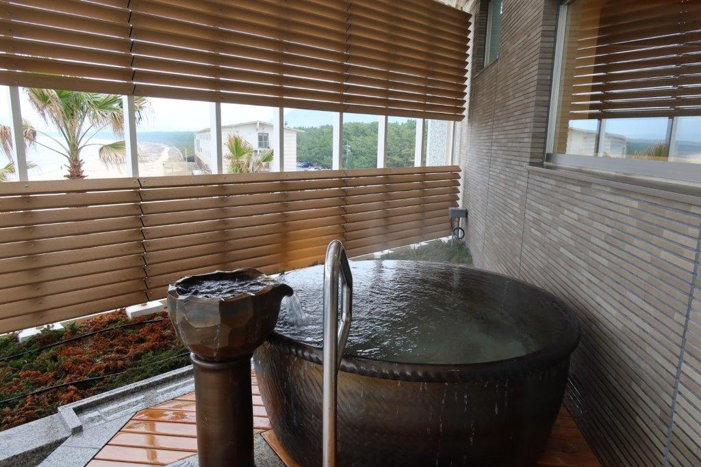 唐津シーサイドホテル大浴場