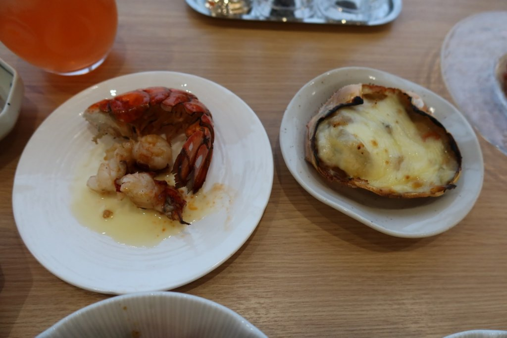 唐津シーサイドホテル夕食